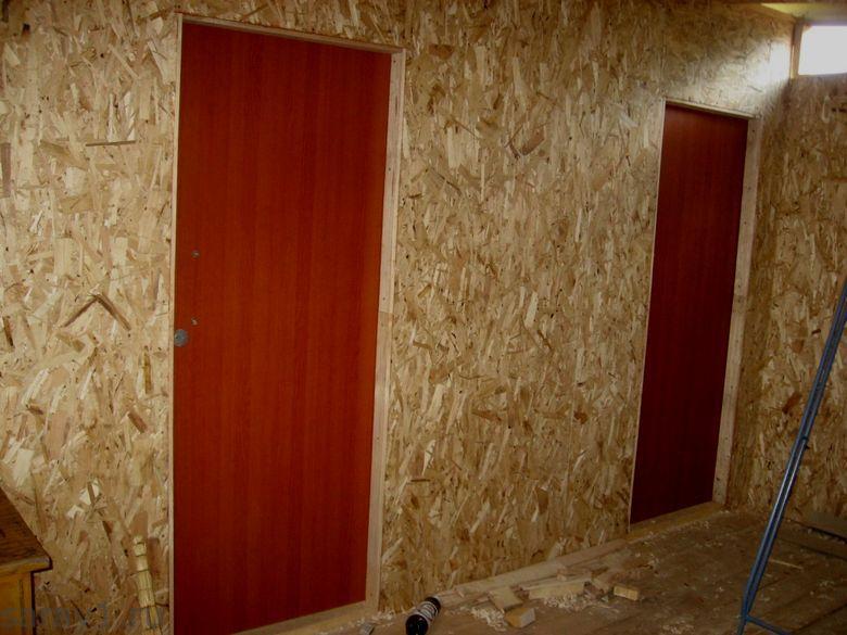 14 установка дверей