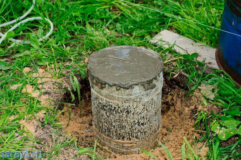 2 заливка бетона